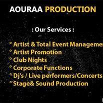 Book us at :- booking@aouraa.com