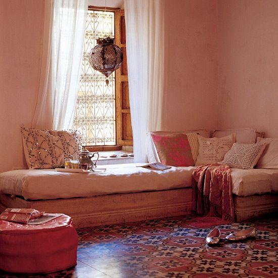 design : moderne marokkanische wohnzimmer ~ inspirierende bilder, Innenarchitektur ideen
