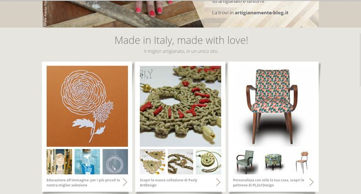 Artigianalmente.it #paslyartdesign#gioielli#artigianato#madeinitaly