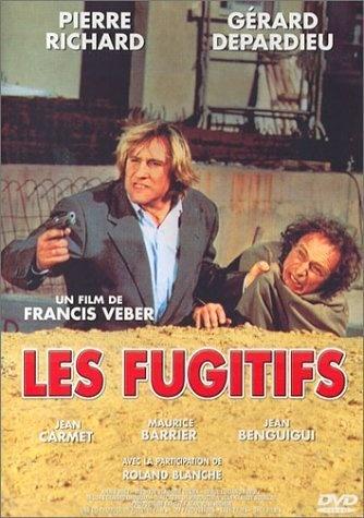 Les Fugitifs DVD ~ Pierre Richard