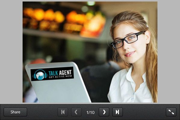 Live Chat Services from TalkAgent - #livesupport #chathelp