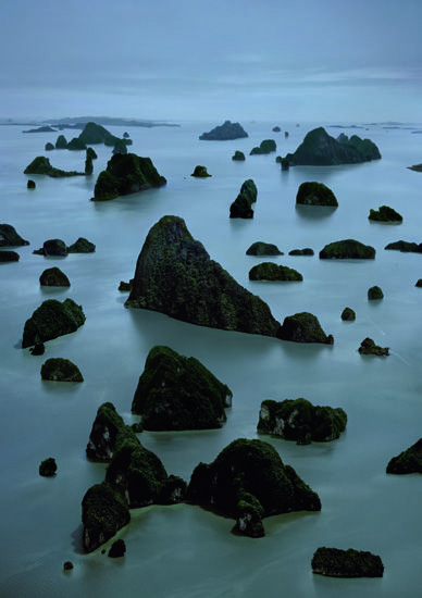 James Bond Island I, 2007 by Andreas Gursky