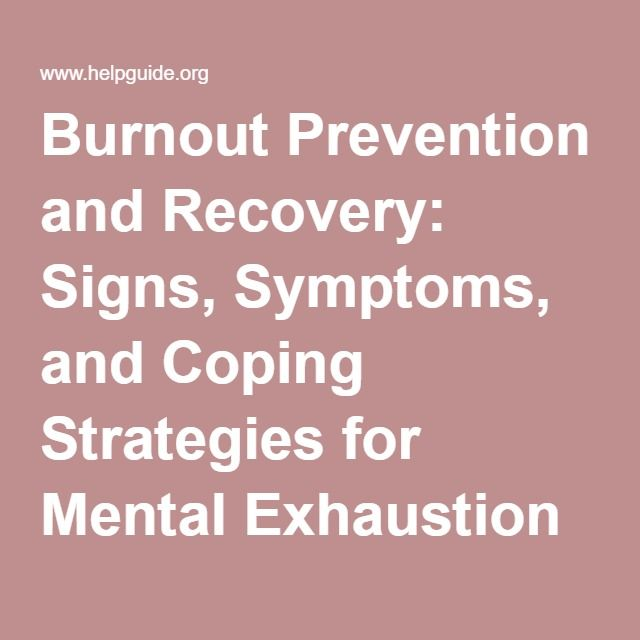 managing stress to prevent burnout Discover the connection between exercise and stress relief — and why exercise flushing out the stress hormones in: essentials of managing stress 3rd ed.