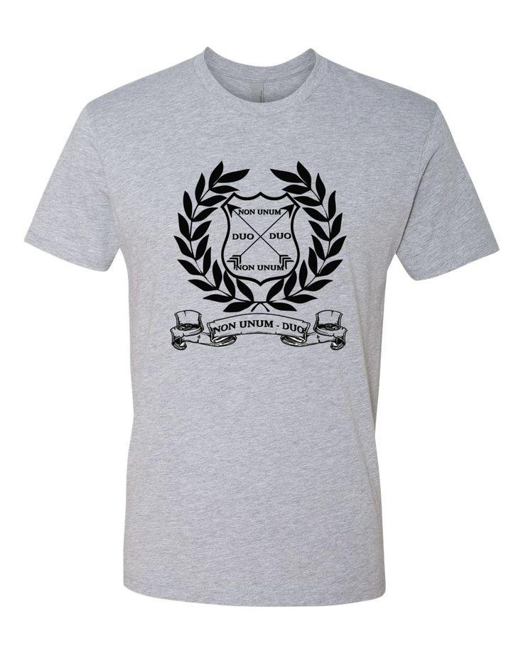 Non Unum, Duo T-Shirt for Multinational People