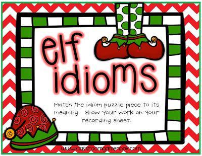 Elf Idioms - A Puzzle Game