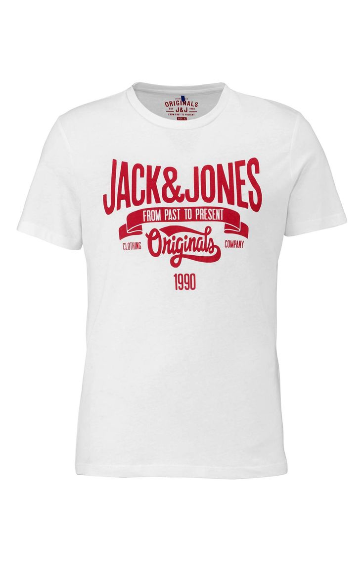 Halens for men | T-shirt Raffa från JACK&JONES