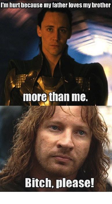 Fuck you Loki