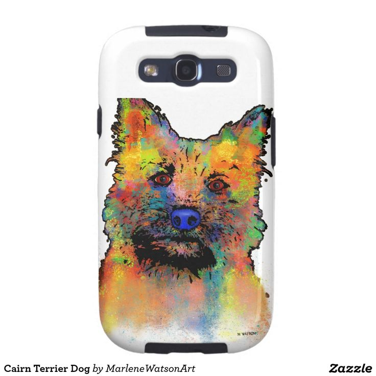 Cairn Terrier Dog Samsung Galaxy S3 Cover