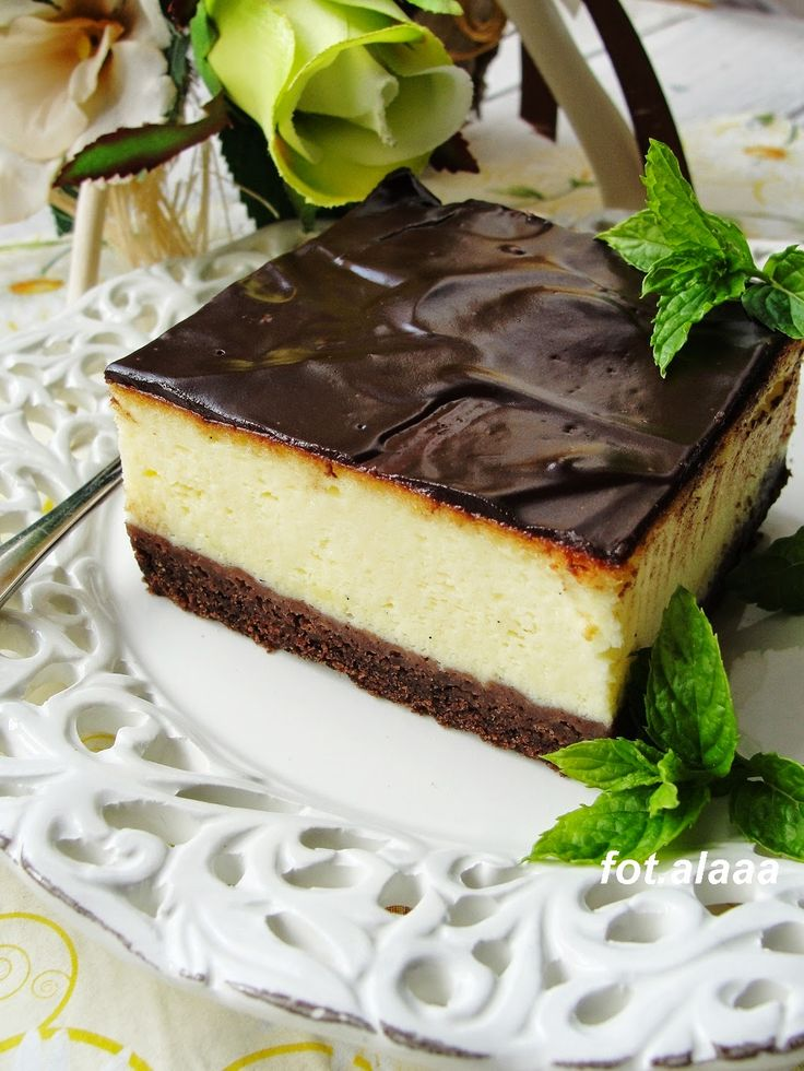 Ala piecze i gotuje: Sernik z jogurtów greckich