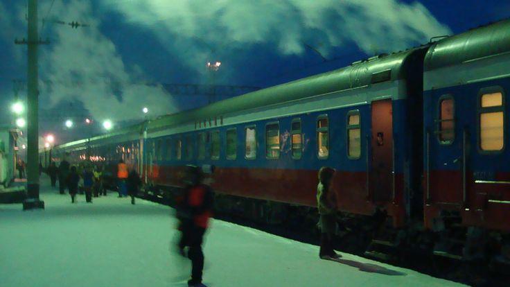 Es gibt einige Gründe, warum Du mit der #Transsib im #Winter durch #Sibirien reisen solltest.