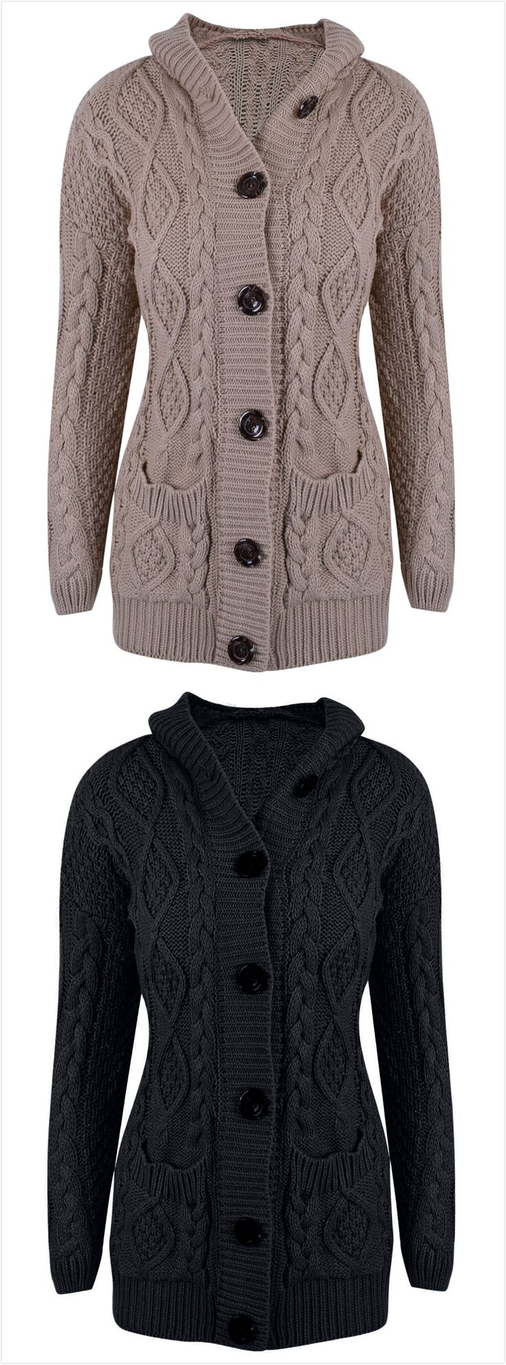 OASAP Cardigan Crazy Trends Enjoy EXTRA 10% OFF with CODE: HTDAY