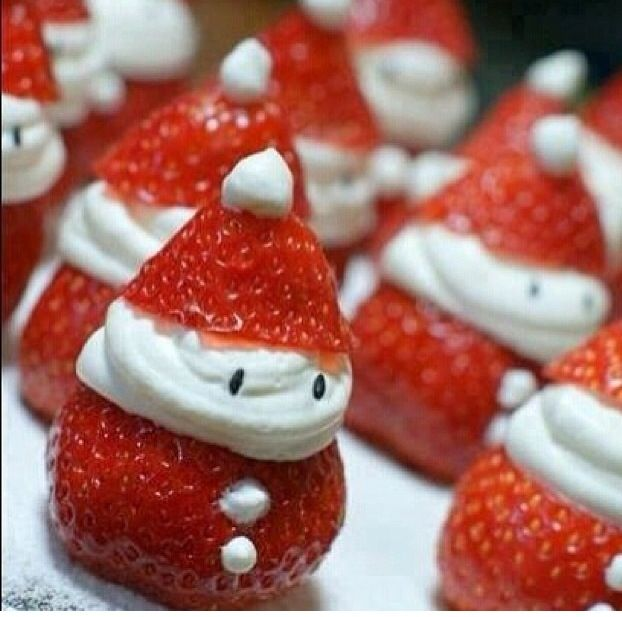 Christmas Treats, Strawberry