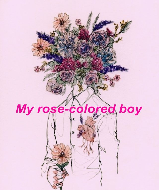 Rose-Colored Boy // Paramore