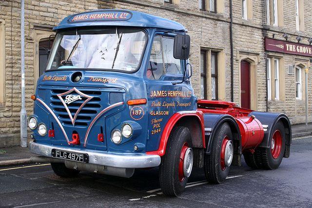 1967 FODEN S34