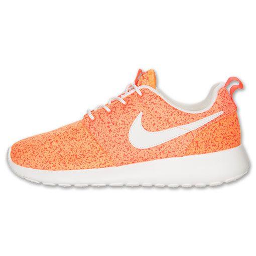 uk availability 662ca 0bf55 ... Nike-Roshe-Run-Womens-Total-Crimson-Bright-Citrus- ...