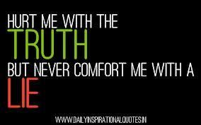 Hiding The Truth Quotes. QuotesGram