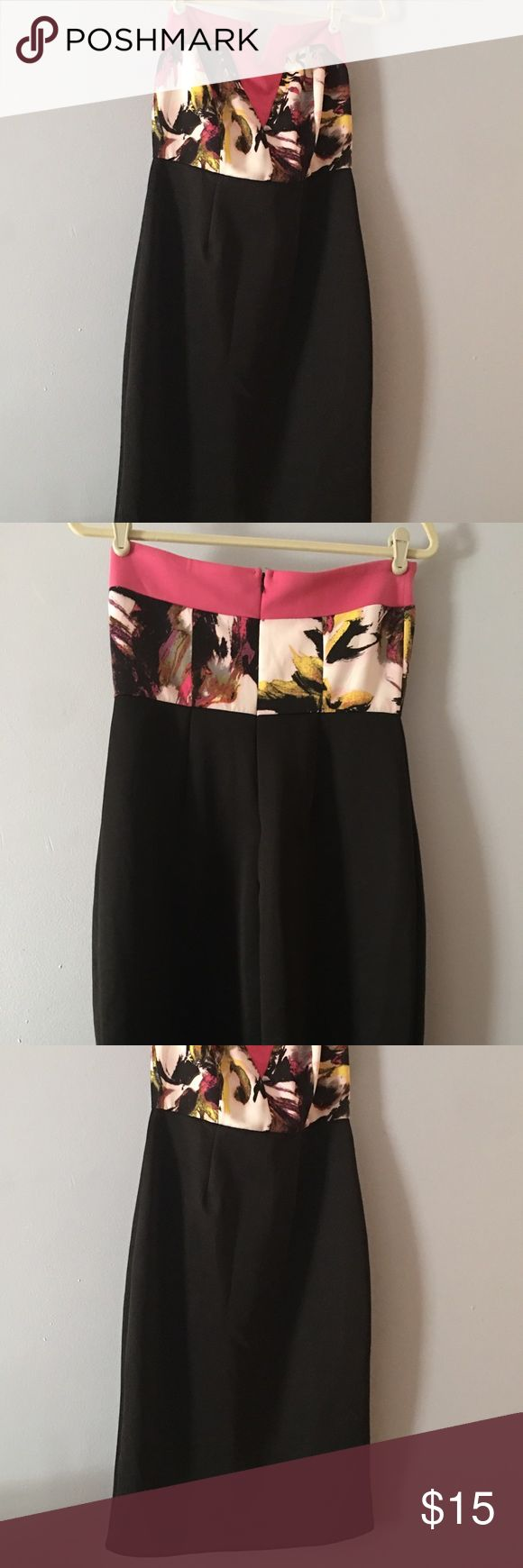 Ashley Stewart Bodycon Dress BRAND NEW Size 12 Ashley Stewart patterned bodycon dress. Hits at just above knee length on me(I'm 5'8). Fit too tight for me so I never wore it! Ashley Stewart Dresses Midi
