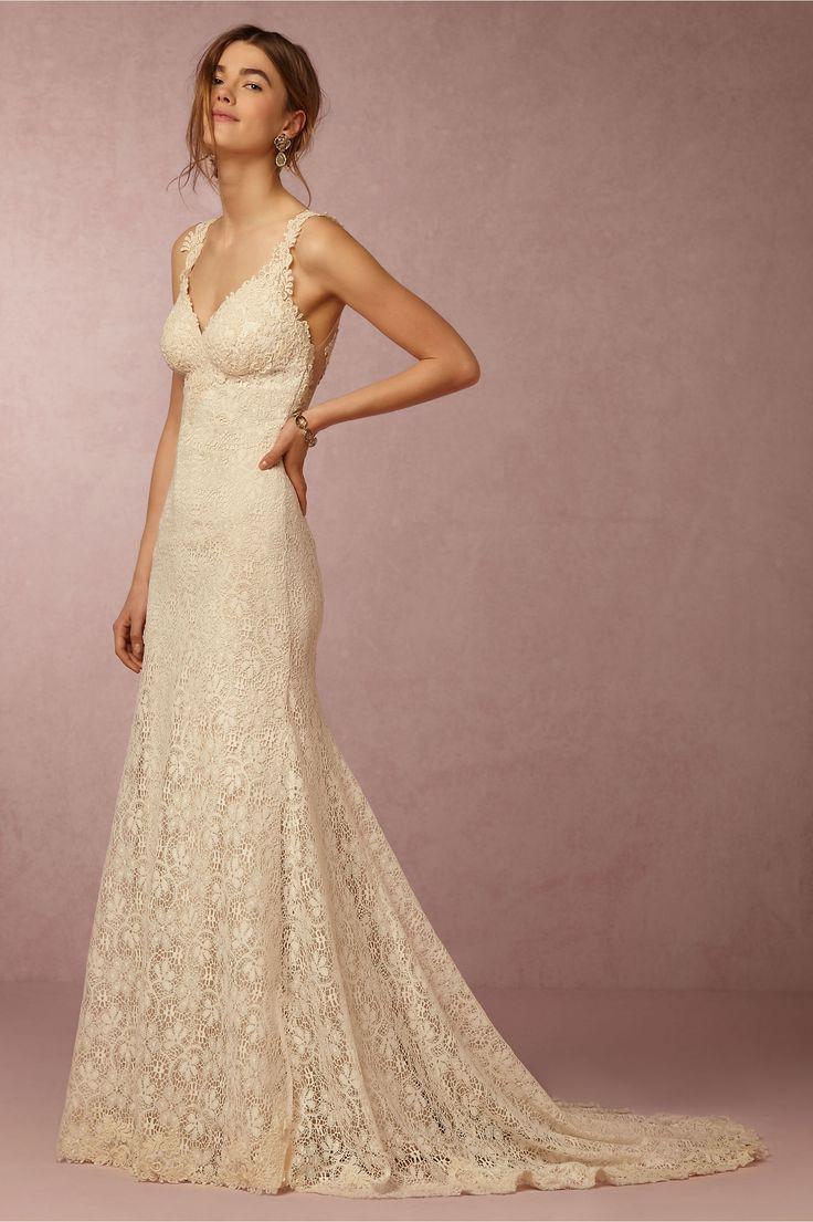 191 best wedding dresses images on Pinterest   Wedding dressses ...