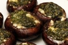 8 Fast & Easy Appetizers with Pesto from TheYummyLife.com