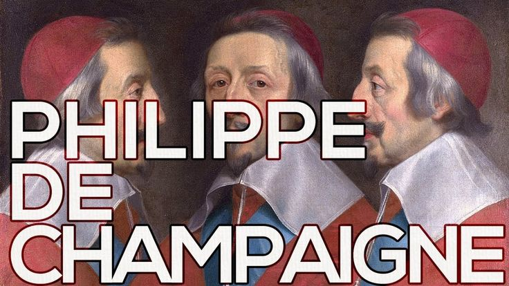 Philippe de Champaigne: A collection of 32 paintings (HD)