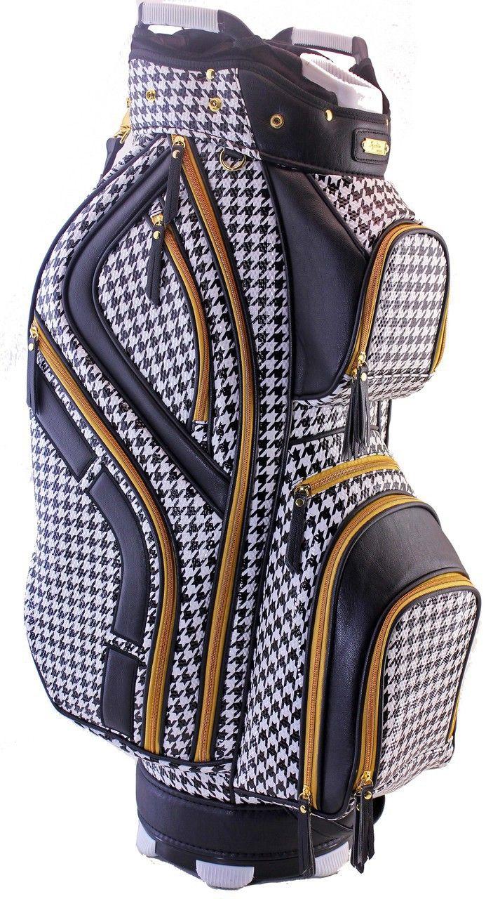 Slam Glam - Hunter-NuSport Bella Ladies Golf Cart Bag, $289.00 (http://www.slamglam.com/hunter-nusport-bella-ladies-golf-cart-bag/)