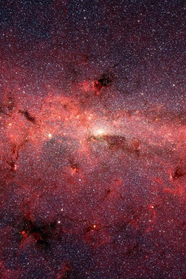 La inmensidad del espacio