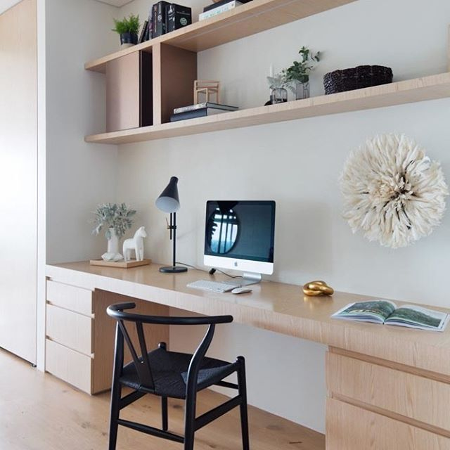 From Work Office To Home Office This Weekend Work Nook From Our