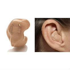 in-the-ear Hearing Aids (ITE). Product range available – Chronos, Velocity, Veras, and Pep