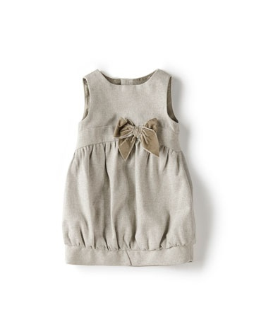 Zara Dress w/ Bow
