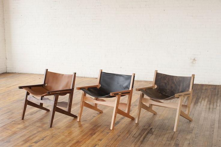 Peninsula Chair by Phloem Studio
