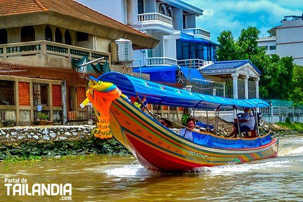 Sabes Porque Llaman A Bangkok La Venecia De Oriente Stock Images Free Royalty Free Images Stock Photos
