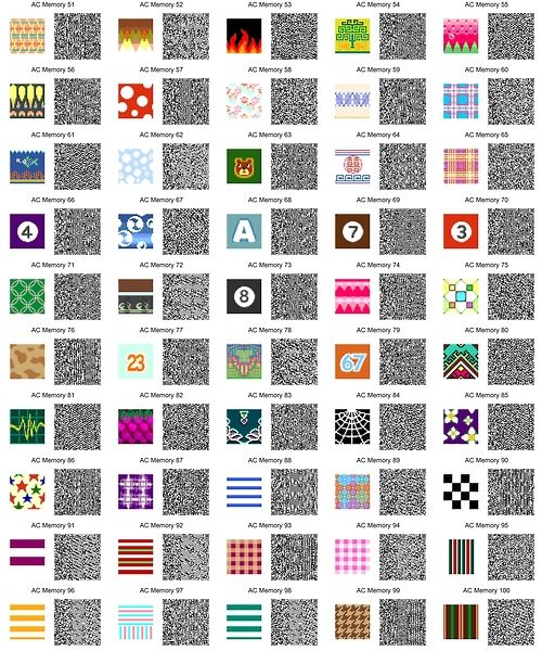 Qr codes animal crossing and code for on pinterest