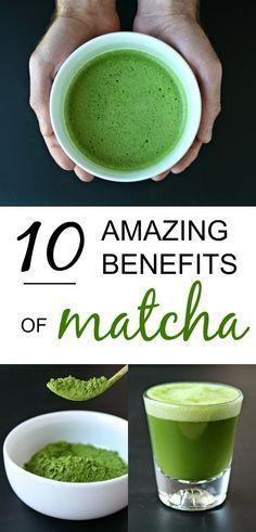 #Matcha Grün, lecker und gesund. Was ist wirklich dran an der Wirkung von Matcha Tee?