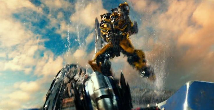 Transformers: The Last Knight early look at the extended Super Bowl LI ad