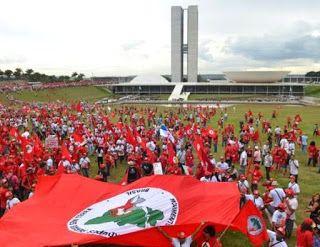 Pregopontocom Tudo: Dia Nacional de Luta pela Reforma Agrária leva MST ao plenário da Câmara...