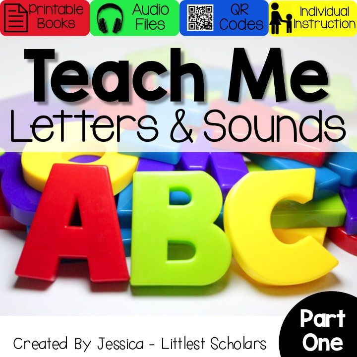 This resource is like having an EXTRA TEACHER in your classroom! Students listen to the audio file and follow along in the printable book. They can even take the printable books home for extra practice! Perfect for beginning of the year, struggling students, and English Language Learners.