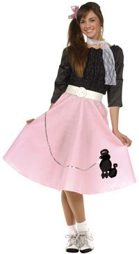 Special Offers Available Click Image Above 50s Poodle Skirt Teen Costume