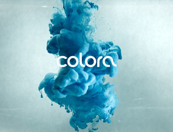colora by elvire delanote, via Behance