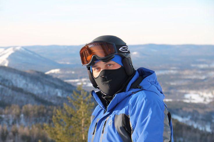На вершине Уральского хребта #горныелыжи #горы