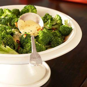 Braised Broccoli | Recipe
