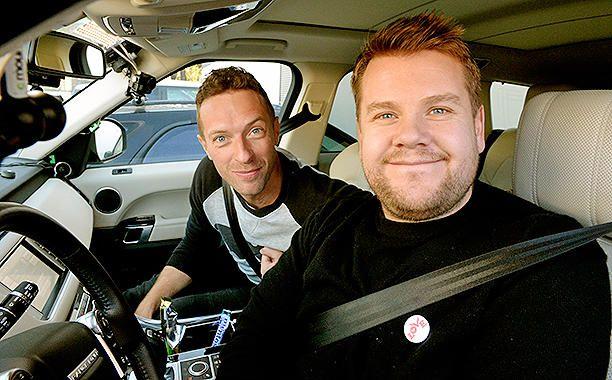 Coldplay frontman Chris Martin to appear on James Corden's 'Carpool Karaoke' | EW.com
