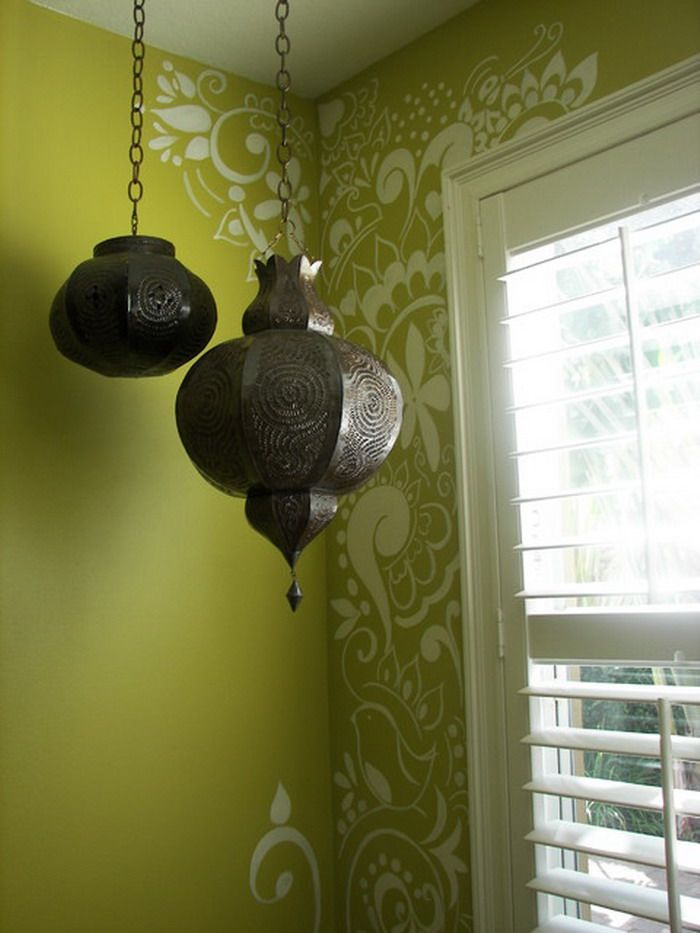 Corner Wall Art 30 best wall paint and designs images on pinterest | wall