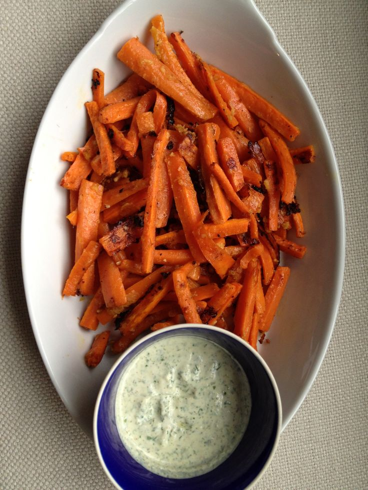 If you haven't tried making your own veggie fries, why not give these recipes a try? Continue reading →