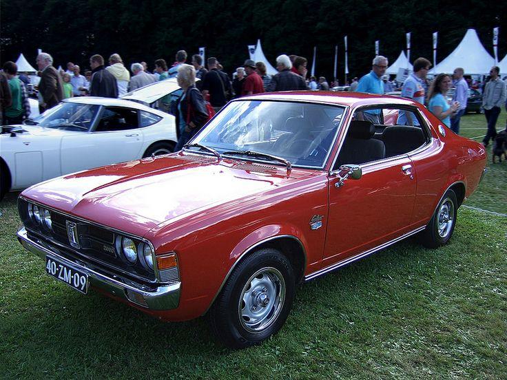 Mitsubishi Galant Hardtop 2000 SL (2nd generation - A110 - 1973-77)