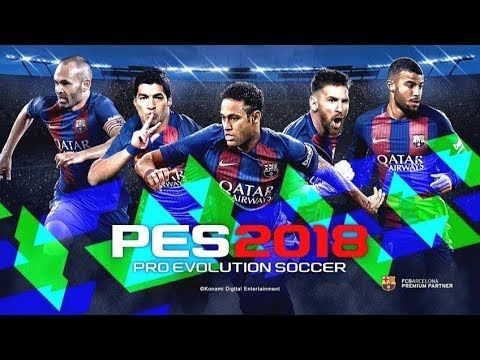 PES 2018 PRO EVOLUTION SOCCER iOS Gameplay For iPhone and iPad - YouTube  #football #gaming #sports #games #ipod #apple