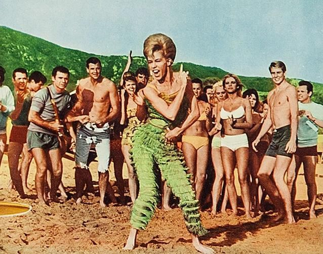 Muscle Beach Party...loved these movies.