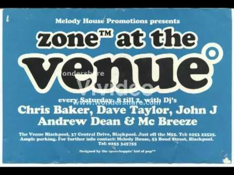 Andy Pendle & DJ Rikkee + MC Irie @ Zone, Jenks Bar, Blackpool