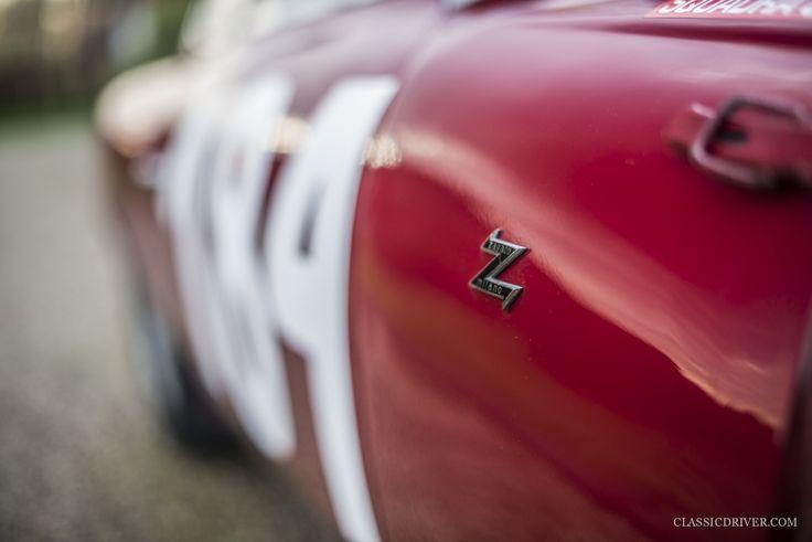 1964 Lancia Zagato Sport Prototipo – hart aber fair im Stil der 1960er Jahre.
