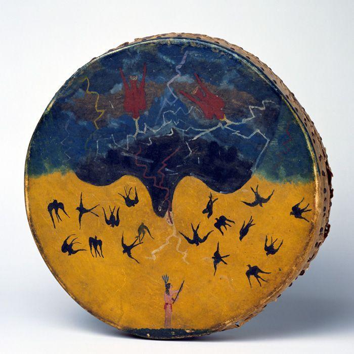 Shapeshifting Transformations in Native American Art at