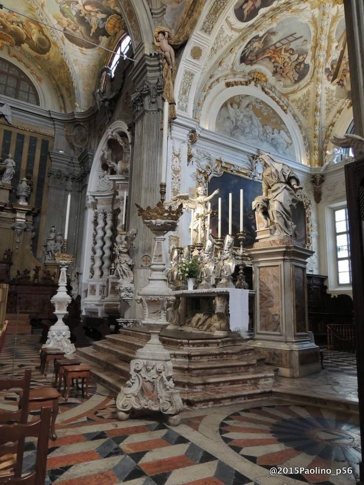 The Cathedral of Udine - Udine, Italy
